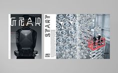 A Modern Take on Art Deco Typography for Wired UK