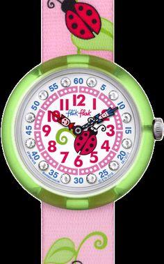 Armbanduhr von FlikFlak, ab 6 Jahre, z.B. zur Einschulung