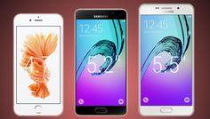 iPhone 6S vs Samsung Galaxy A5 vs Galaxy A7 - comparatia camerelor | iDevice.ro