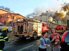LASGIDI LIFE: Big Brother Africa House On Fire