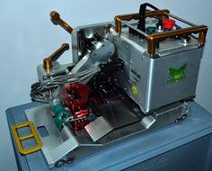 Überlappschweissmaschine Kunststoffschweissmaschine Sinclair Spec Wedge Welder