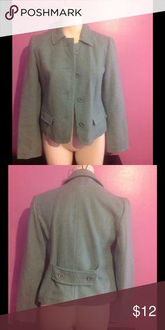 GAP Blazer 4 Button Blazer 100% Cotton GAP Jackets & Coats Blazers