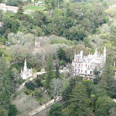 Os palácios de Sintra