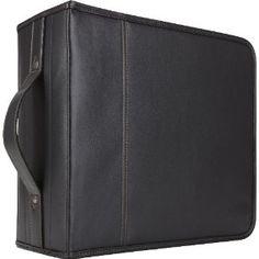 #8: Case Logic KSW320 Koskin CD/DVD Wallet 336-Disc Capacity (Black)
