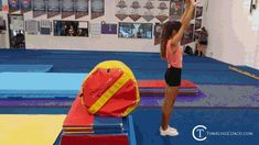 How To Do A Standing Back Handspring (Complete Guide With 22 Drills) Gymnastics Lessons, Preschool Gymnastics, Boys Gymnastics, Gymnastics Tricks, Tumbling Gymnastics, Gymnastics Quotes, Gymnastics Coaching, Gymnastics Workout, Back Handspring Drills