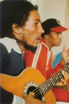 Bob Marley & Junior