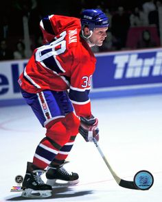 chris nilan - Montreal Canadiens