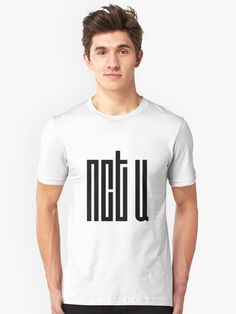 NCT U | Unisex T-shirt | NCT U MERCH // #fashion #tumblr #tshirt #quotes #shopping #shop #sell #Merch #kpop #kpopmerch #bts #NCTU #NCT #NCTizen #boss #babydontstop #Taeil #Johnny #Taeyong #Yuta #Kun #Doyoung #Ten #Jaehyun #Winwin #Jungwoo #Lucas #Mark #Renjun #Jeno #Haechan #Jaemin #Chenle #Jisung