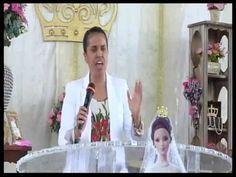Miss.Camila Barros Congresso de Mulheres Avivadas 2014,eu sou Noiva de C...