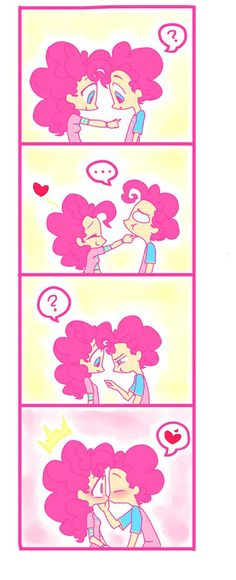 Awww.... I don't normally repost the comics she sends me, but this one was so cute and totally something I could see us doing... Though a bonk on the head may ensure from me beating her at something. ;)