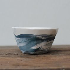 These small porcelain bowls are the perfect size for serving dips, salt, olives or other small dishes.Approximate dimensions(W X H): 80mm x 45mm
