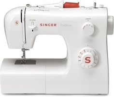 SINGER is sewing made easy. The SINGER 2250 Tradition sewing machine features 10 built-in stitches including an automatic buttonhole. This sewing machine boasts adjustable presser foot pressure. Sewing Machine Online, White Sewing Machine, Sewing Machines, Singer Tradition 2250, Singer 2250, Machine Singer, Zelt Camping, Pfaff, Spool Holder