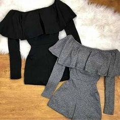 Lindos!!! Cute Swag Outfits, Cute Comfy Outfits, Cute Summer Outfits, Stylish Outfits, Dress Outfits, Dresses, Girls Fashion Clothes, Teen Fashion Outfits, Girl Fashion