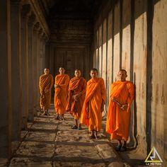 """""""Monks"""" by La Mo"""