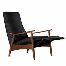 MIlo Baughman Recliner 74 by Design Within Reach