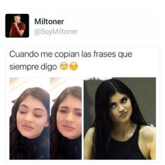 A ti no te sale we Loneliness Quotes, Love Phrases, Fake Friends, Spanish Memes, Teen Posts, Wallpaper Quotes, Kardashian, Bff, Funny Memes