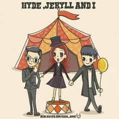 Hyde, Jekyll, I Hyde Jekyll Me, Han Ji Min, Literary Characters, Hallyu Star, Hyun Bin, Kpop, Lovers Art, Webtoon, Fan Art