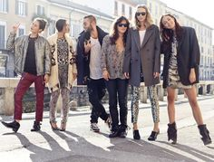 Isabel Marant x H&M - Grazia.it Stylings & Photos