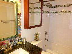 60. Hall bath tub.