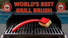 Grill Rescue is the most funded grill brush on Kickstarter. Grill Rescue uses steam to clean your grill. Clean Grill, Bbq Grill, Barbecue, Florida Weather, Grill Apron, Grill Brush, How Do You Clean, Cooking Gadgets, Kitchen Gadgets