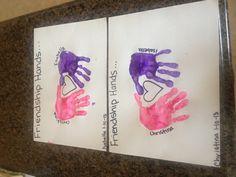 Best Indoor Garden Ideas for 2020 - Modern Friendship Lessons, Friendship Art, Kindness Activities, Preschool Art Activities, Lesson Plans For Toddlers, Preschool Lesson Plans, Friendship Preschool Crafts, Friend Crafts, Toddler Art Projects