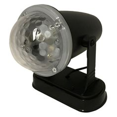 Creative Motion Industries Battery Operated Color Changing Sphere Light - 14196-8
