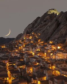 Pietrapertosa, Italy