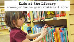 library fun for kids