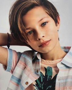 112 Best Boy S Long Haircuts Images In 2019 Boy Hairstyles