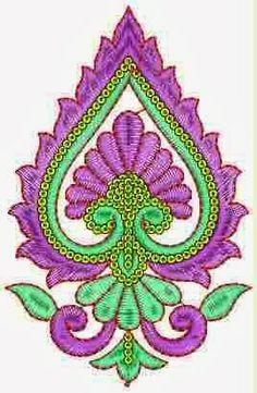 Vibrant Handmade Patches Designs - Embdesigntube