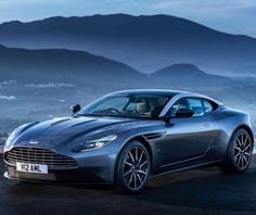 """Aston Martin has unveiled the at this year's Geneva motor show. Set to replace the the new model is the first product to be launched under the company's 'Second Century' plan. """"This is not only the most important car that Aston Martin has […] Aston Martin Vanquish, Carros Aston Martin, Aston Martin Db11, Porsche 911 Gt3, Audi R8 V10, Lamborghini Aventador, Ferrari 458 Italia, Ferrari 488, Rolls Royce"""
