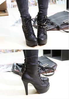 So cute but don't know if i could pull off the low rise boot being so short already