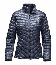 North Face- Women's Thermoball Full Zip Jacket