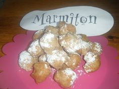 Beignets de carnaval antillais - Recette de cuisine Marmiton : une recette