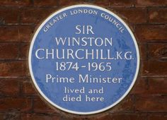 Plaque erected in 1985 by Greater London Council at 28 Hyde Park Gate, Kensington, London Royal Borough of Kensington and Chelsea. Kensington And Chelsea, Kensington London, London History, British History, English Heritage, Street Names, Greater London, London Calling, English Countryside
