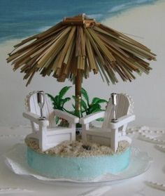 Why Beach Themed Wedding Cake Toppers Can Be So Popular