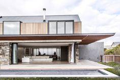 SALT Architects - House Porter - horizontal lines