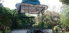 Lisbon Lisbon, Gazebo, Portugal, Europe, Outdoor Structures, Kiosk, Pavilion, Cabana