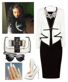 """Church!!!"" by cogic-fashion ❤ liked on Polyvore"