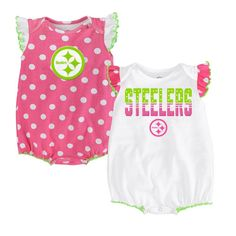 B9 Set of 3 University Of Pittsburgh one piece creepers Infant 0-3 Months