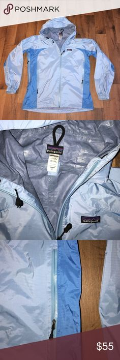 Large Women's Patagonia Hooded Outdoor Rain Jacket Excellent condition Patagonia Jackets & Coats