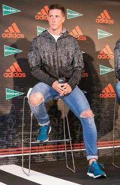 Fernando Torres Adidas