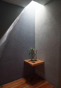 Shadow Architecture, Light Architecture, Interior Architecture, Modern Architects, Famous Architects, Pink Tiles, Light Project, Mid Century Furniture, Light Art