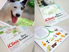 iClinic patrocina el calendario benéfico de la Sociedad Protectora de Animales del Baix Vinalopó de Elche.