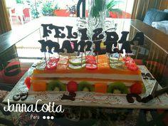 Torta De Panna Cotta Mango