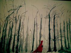 Red Riding Hood by pscottbrwn on DeviantArt