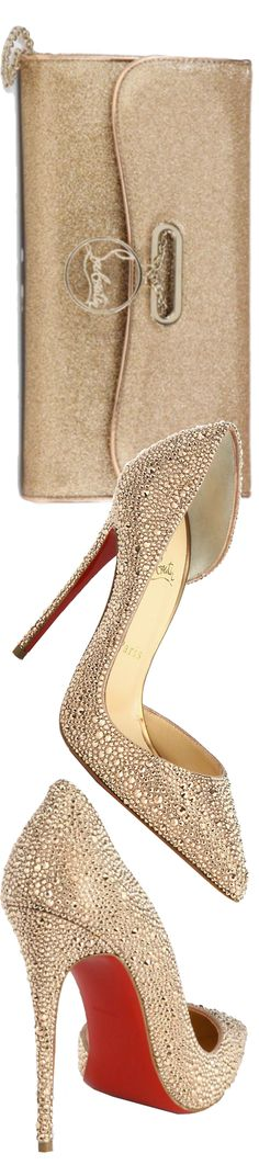 Christian Louboutin Shoes and Bag | LOLO