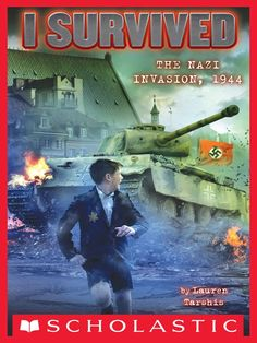 [Free Read] I Survived the Nazi Invasion, 1944 (I Survived Author : Lauren Tarshis Lauren Tarshis, Order Book, Chapter Books, I Survived, Historical Fiction, Free Ebooks, Reading Online, Nonfiction, Memes