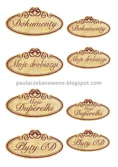 Printable Labels, Printables, Decoupage, Diy And Crafts, Arts And Crafts, Vintage Labels, Cardmaking, Stamp, Scrapbooking
