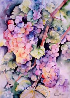 :: Leslie Ruth Watercolors. Professional watercolor paintings and giclee
